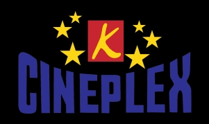 K-CINEPLEX on black