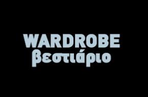 wardrobe on black